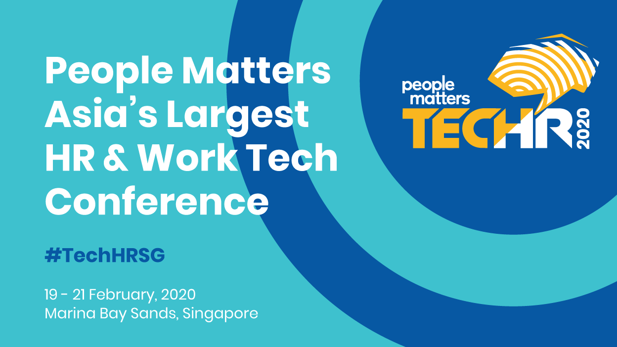 TechHR - Asia's Largest HR Technology Conference - People