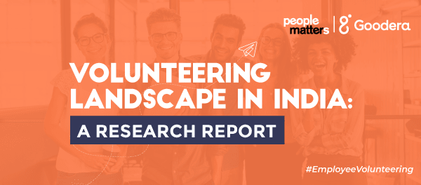 Volunteering Landscape in India: A white paper