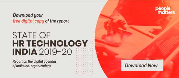State of HR Technology Study India 2019